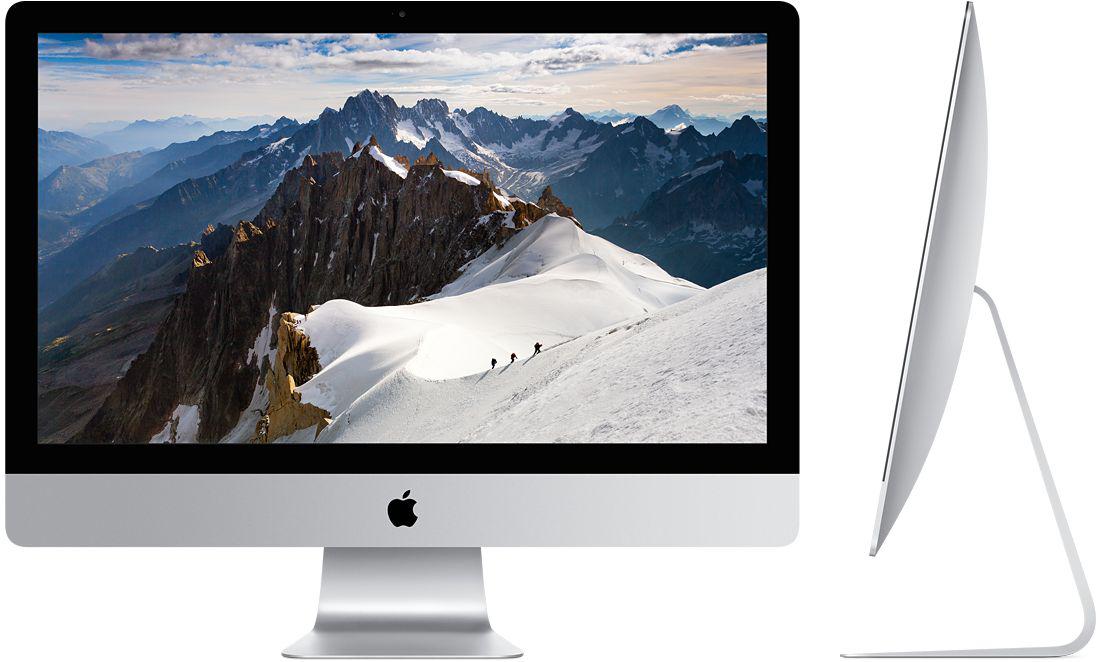 iMac 27 Retina 5k 3,5 GHz