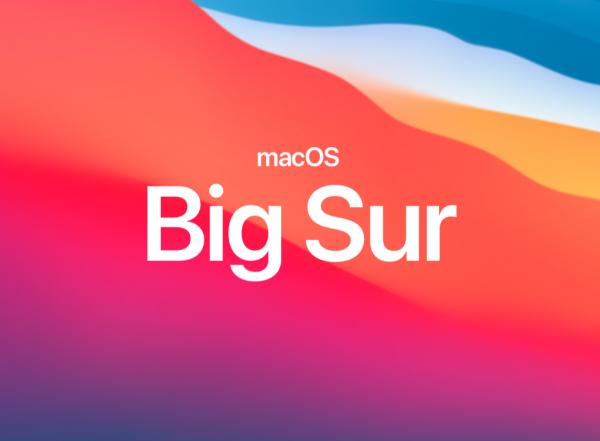 ¿Quieres conocer las novedades de macOS Big Sur?