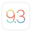 ¿Acabas de actualizar tu dispositivo a iOS 9.3 y no puedes activarlo?